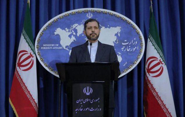 سعید خطیب زاده سخنگوی وزارت امور خارجه